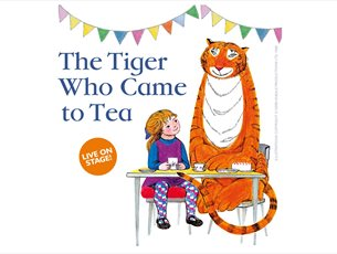 The Tiger Who Came for Tea at NST City