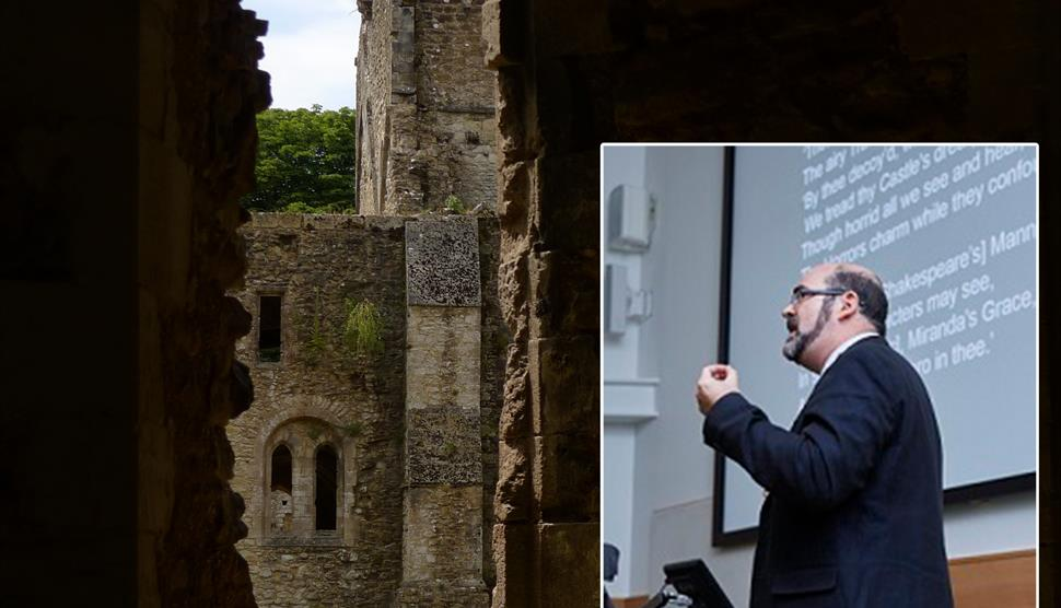Discover historic literature, art and tourism at Netley Abbey