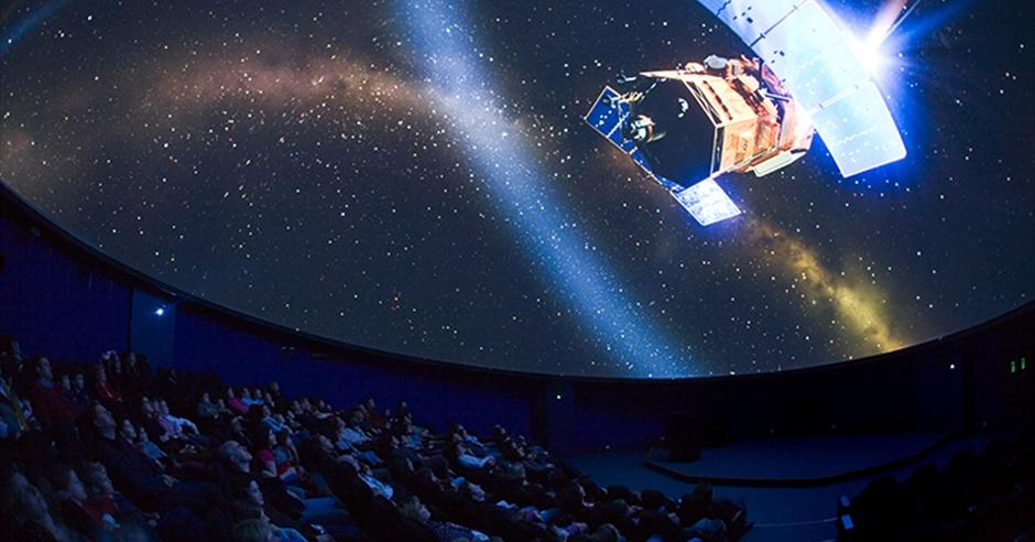 Winchester Science Centre And Planetarium Visit Hampshire