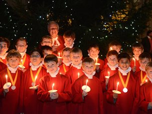 Winchester Cathedral Carol Services