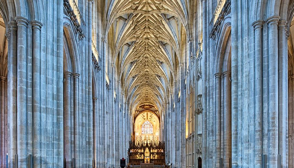 Family Fun: Adventurous Victorians at Winchester Cathedral