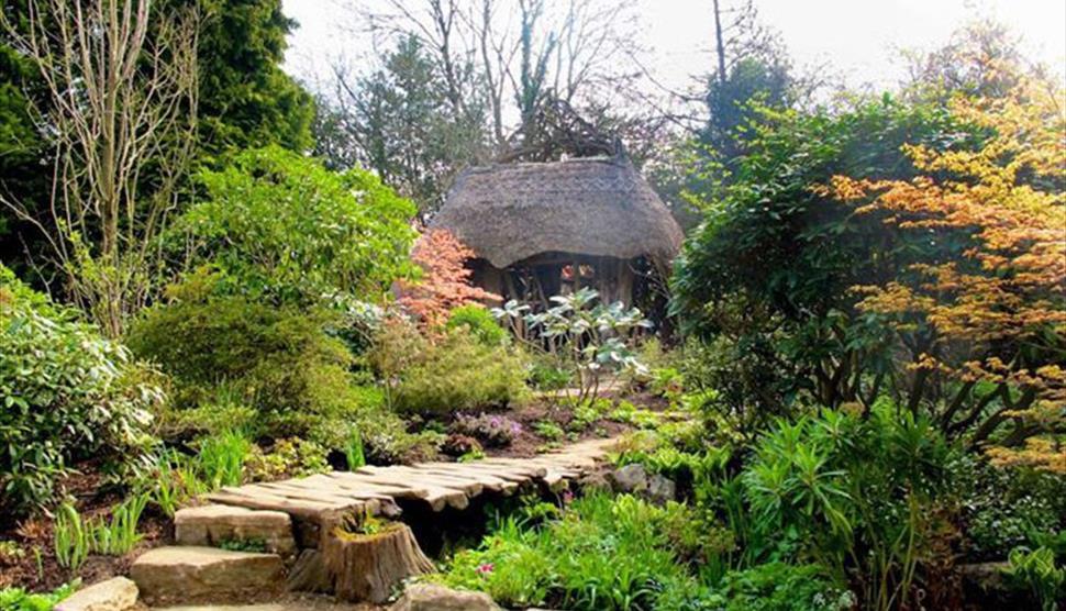 Furzey Gardens Visit Hampshire