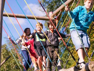 Outdoor Adventure Holiday Club at Sir Harold Hillier Gardens