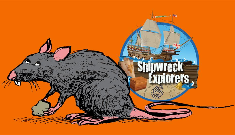 Shipwreck Explorers: Rotten Rats At The Mary Rose