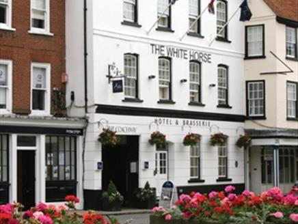 The White Horse, Romsey