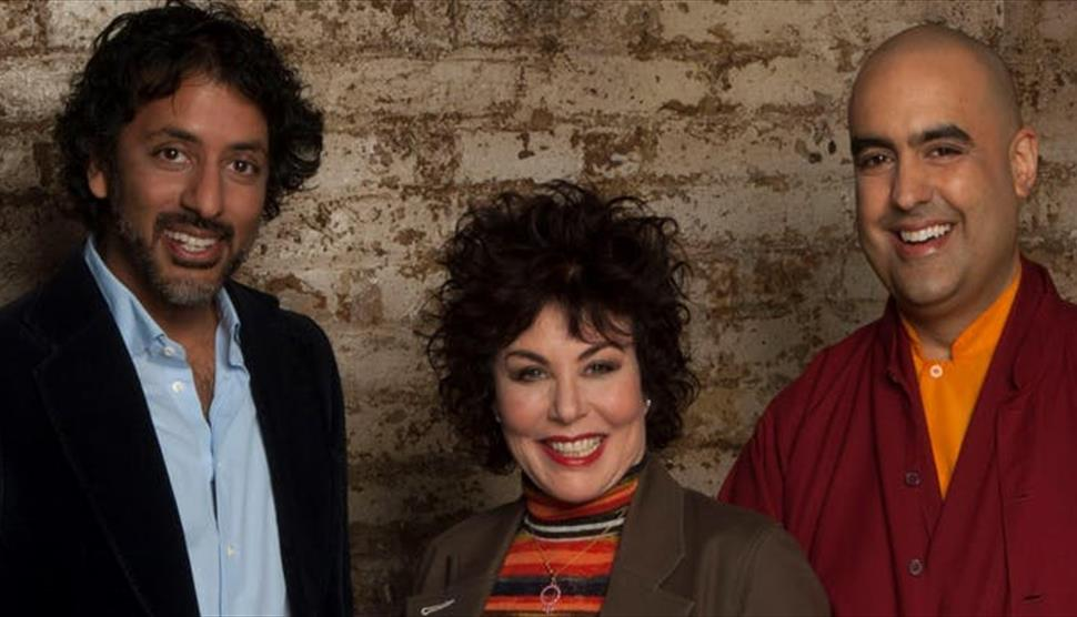 How To Be Human: The Manual - Ruby Wax with a neuroscientist and a monk