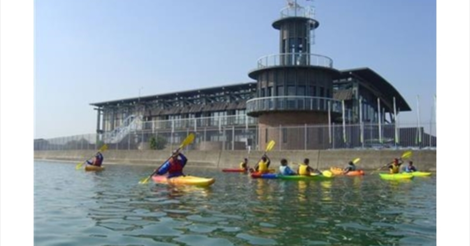 Portsmouth Watersports Centre Visit Hampshire
