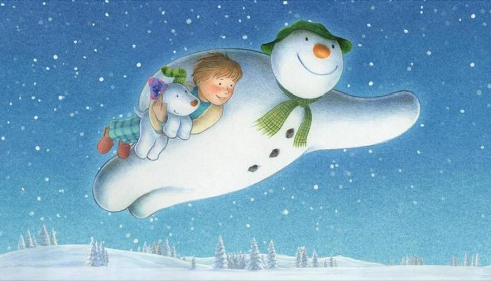 The Snowman Film With Live Orchestra in Lymington