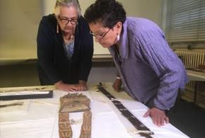 Wampum: Stories from the Shells of Native America at SeaCity Museum